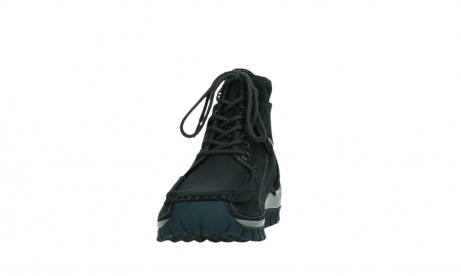 wolky lace up boots 04725 jump winter 50810 grey blue oiled nubuck_8