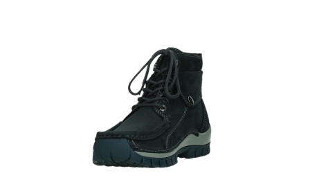 wolky lace up boots 04725 jump winter 50810 grey blue oiled nubuck_9