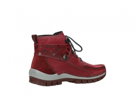 wolky bottines a lacets 04725 jump winter 59530 cuir bordeaux_11