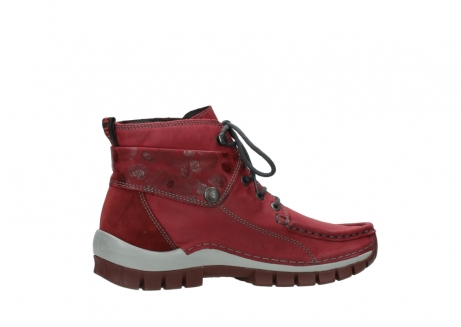 wolky bottines a lacets 04725 jump winter 59530 cuir bordeaux_12