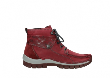 wolky lace up boots 04725 jump winter 59530 oxblood leather_13