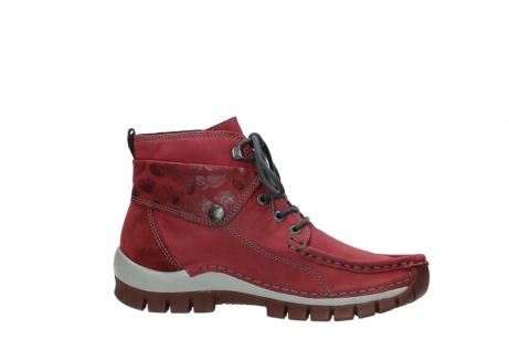 wolky bottines a lacets 04725 jump winter 59530 cuir bordeaux_14