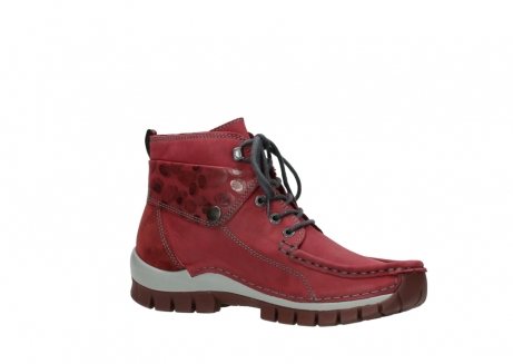 wolky lace up boots 04725 jump winter 59530 oxblood leather_15