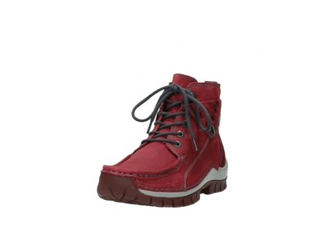 wolky bottines a lacets 04725 jump winter 59530 cuir bordeaux_21