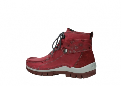 wolky bottines a lacets 04725 jump winter 59530 cuir bordeaux_3