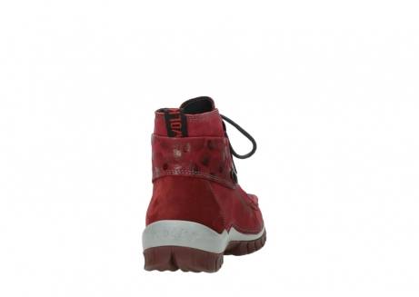 wolky bottines a lacets 04725 jump winter 59530 cuir bordeaux_8