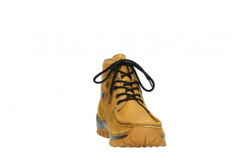 wolky boots 04725 jump winter 59930 curry gelb leder_18