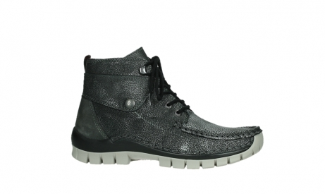 wolky lace up boots 04725 jump winter 81280 metal grey leather_2