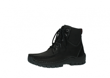 wolky veterboots 04727 dive winter 50000 zwart geolied leer_23