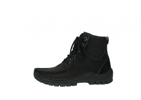 wolky lace up boots 04727 dive winter 50000 black oiled leather_24