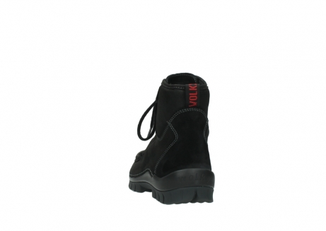 wolky lace up boots 04727 dive winter 50000 black oiled leather_6