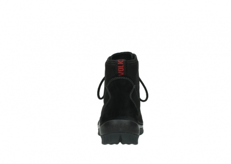 wolky veterboots 04727 dive winter 50000 zwart geolied leer_7