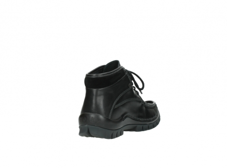 wolky veterboots 04728 cross winter 20000 zwart leer_9