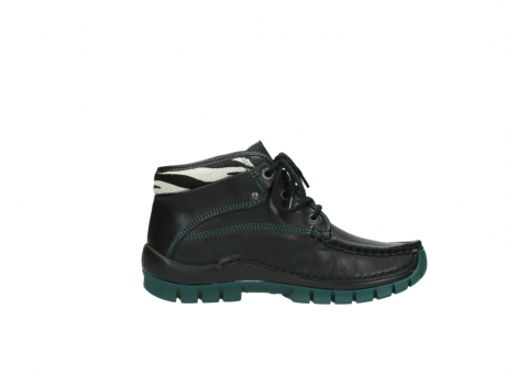 wolky veterboots 04728 cross winter 20030 zwart groen leer_13