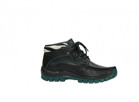 wolky veterboots 04728 cross winter 20030 zwart groen leer_14