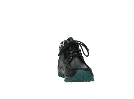wolky veterboots 04728 cross winter 20030 zwart groen leer_18