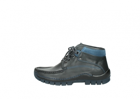 wolky lace up boots 04728 cross winter 20280 anthracite blue leather_1