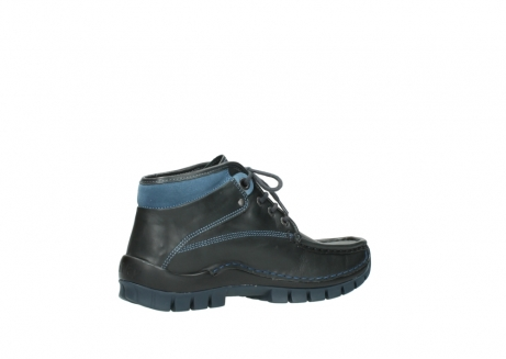 wolky lace up boots 04728 cross winter 20280 anthracite blue leather_11