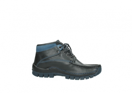 wolky lace up boots 04728 cross winter 20280 anthracite blue leather_14