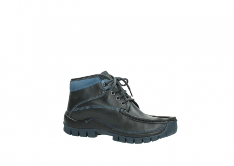 wolky lace up boots 04728 cross winter 20280 anthracite blue leather_15