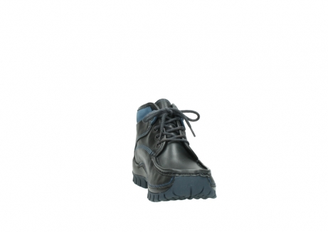 wolky lace up boots 04728 cross winter 20280 anthracite blue leather_18