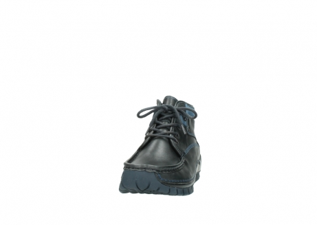 wolky lace up boots 04728 cross winter 20280 anthracite blue leather_20