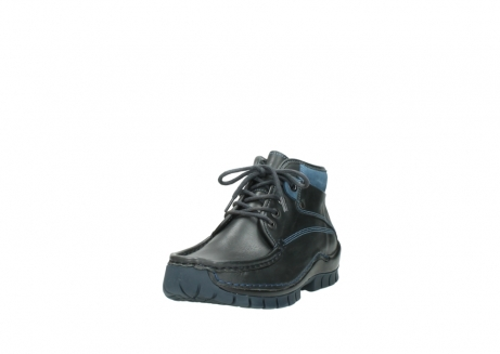 wolky lace up boots 04728 cross winter 20280 anthracite blue leather_21