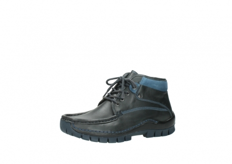 wolky lace up boots 04728 cross winter 20280 anthracite blue leather_23