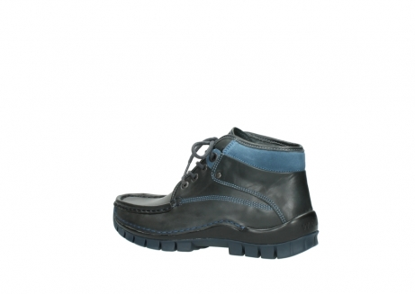 wolky lace up boots 04728 cross winter 20280 anthracite blue leather_3