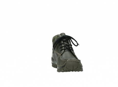 wolky veterboots 04728 cross winter 20730 forest groen leer_18