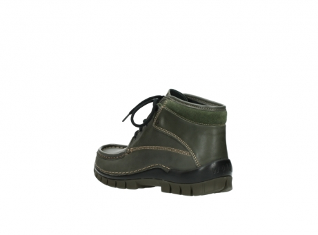 wolky veterboots 04728 cross winter 20730 forest groen leer_4