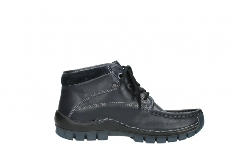 wolky lace up boots 04728 cross winter 30800 blue leather_13