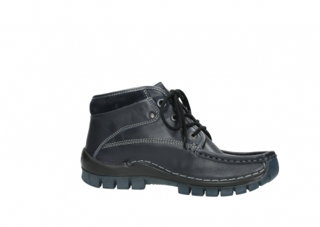 wolky lace up boots 04728 cross winter 30800 blue leather_14