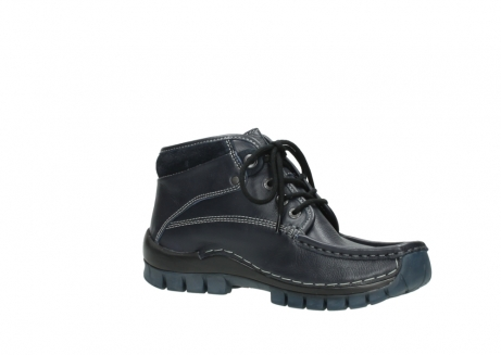 wolky lace up boots 04728 cross winter 30800 blue leather_15
