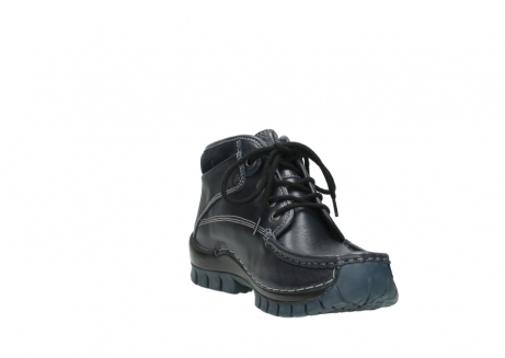wolky lace up boots 04728 cross winter 30800 blue leather_17
