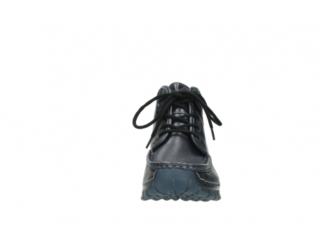 wolky lace up boots 04728 cross winter 30800 blue leather_19