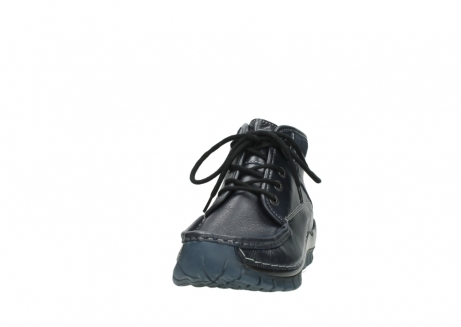 wolky lace up boots 04728 cross winter 30800 blue leather_20