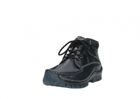 wolky lace up boots 04728 cross winter 30800 blue leather_21