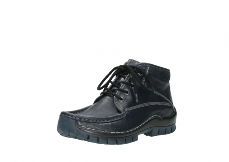 wolky lace up boots 04728 cross winter 30800 blue leather_22