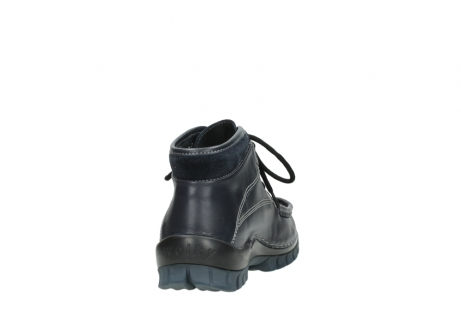 wolky boots 04728 cross winter 30800 blau leder_8