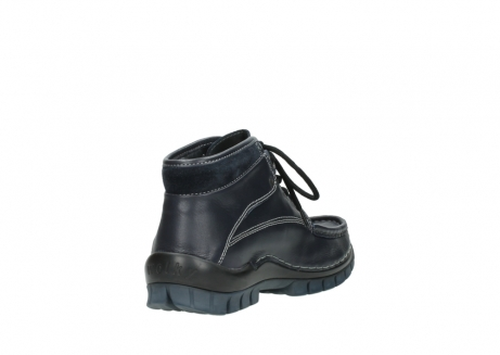 wolky veterboots 04728 cross winter 30800 blauw leer_9