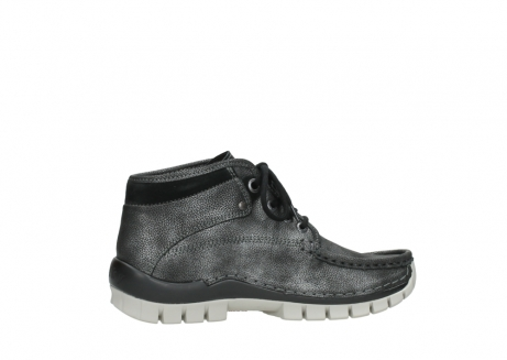 wolky lace up boots 04728 cross winter 81280 metal grey leather_12