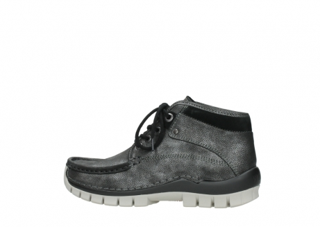 wolky lace up boots 04728 cross winter 81280 metal grey leather_2