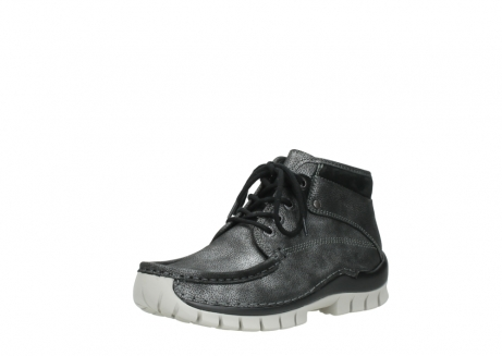 wolky lace up boots 04728 cross winter 81280 metal grey leather_22
