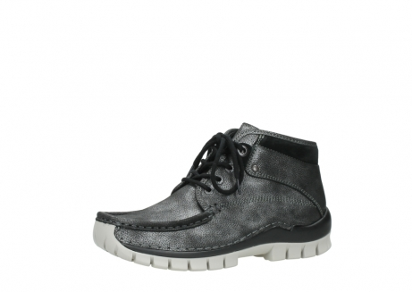 wolky lace up boots 04728 cross winter 81280 metal grey leather_23