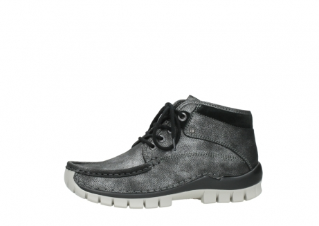 wolky lace up boots 04728 cross winter 81280 metal grey leather_24
