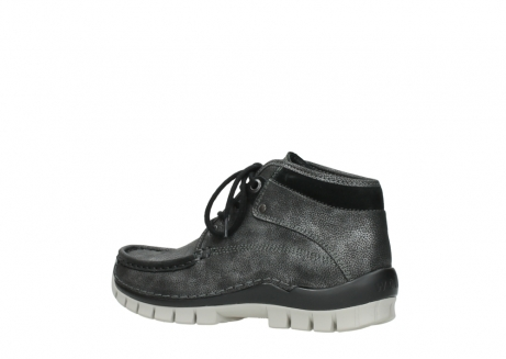 wolky lace up boots 04728 cross winter 81280 metal grey leather_3