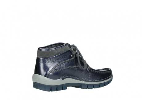 wolky veterboots 04728 cross winter 81800 blauw metallic leer_11