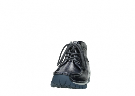 wolky veterboots 04728 cross winter 81800 blauw metallic leer_20