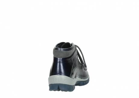wolky veterboots 04728 cross winter 81800 blauw metallic leer_8